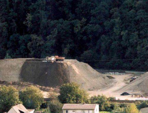 """Aufbau des Gewerbegebietes """"Maaracker"""""""