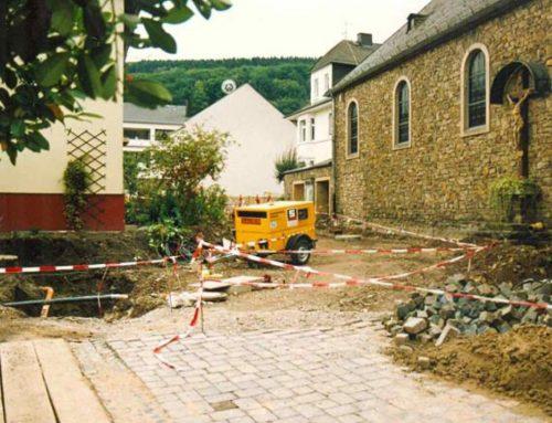 Sanierung der Kirchstraße