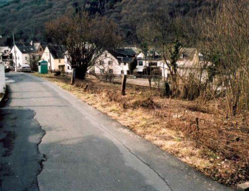Sanierung der Gartenstraße